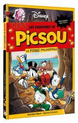 couverture de l'album Les aventures de Picsou