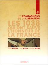 page album Coffret en 3 volumes : Général Leclerc ; Messmer ; Jean Moulin - nouvelle édition