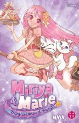 couverture de l'album Miriya et Marie, Magiciennes à Paris