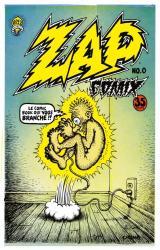 couverture de l'album Zap Comix L'intégrale N° 1