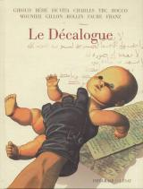 couverture de l'album Le Décalogue - Intégrale - 40 ans Glénat