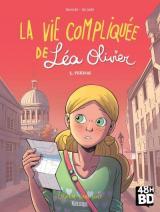 couverture de l'album La Vie compliquée de Léa Olivier T.1 Perdue