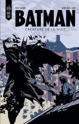 couverture de l'album Batman  - Créature de la nuit