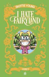 couverture de l'album I hate fairyland Intégrale tome 2
