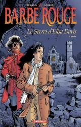 page album Le secret d'Elisa Davis - 2eme partie