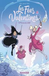 couverture de l'album La Princesse des neiges