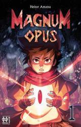couverture de l'album Magnum Opus T01
