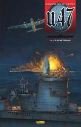 couverture de l'album U-47 - Tome 14 - L'alliance du mal