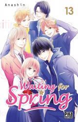 couverture de l'album Waiting for spring T13
