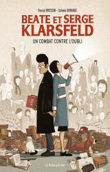 couverture de l'album Beate et Serge Klarsfeld  - un combat contre l'oubli