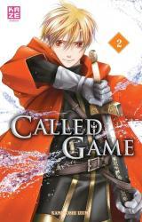 couverture de l'album Called game t02