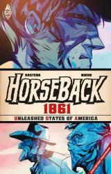 couverture de l'album Horseback 1861