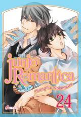 couverture de l'album Junjo romantica t24