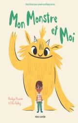 couverture de l'album Mon monstre et moi