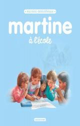 couverture de l'album Martine à l'école
