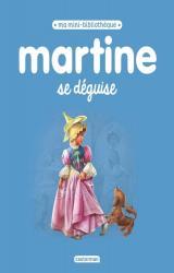 couverture de l'album Martine se déguise