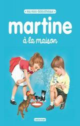 couverture de l'album Martine à la maison