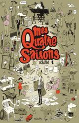 couverture de l'album Mes quatre saisons T.1. Edition spéciale
