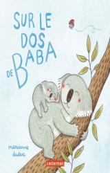couverture de l'album Sur le dos de Baba