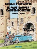 couverture de l'album Il faut sauver Castel-Bobêche