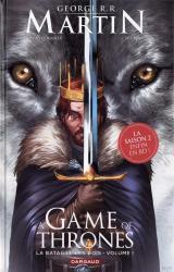 couverture de l'album La bataille des rois