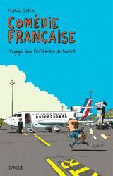 couverture de l'album Comédie française  - Voyages dans l'antichambre du pouvoir