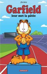couverture de l'album Garfield leur met la pâtée