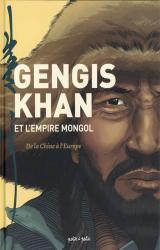 couverture de l'album Gengis Khan et l'empire Mongol