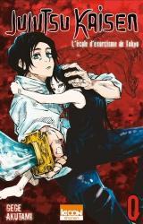 couverture de l'album L'école d'exorcisme de Tokyo