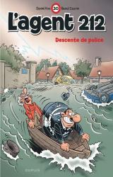 couverture de l'album Descente de police