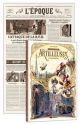 couverture de l'album Le vol de la Sigillaire - Avec La gazette L'aube parisienne