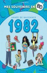 couverture de l'album Mes souvenirs en BD - 1982