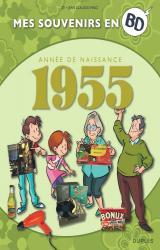 couverture de l'album Année de naissance 1955