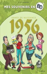 couverture de l'album Année de naissance 1956