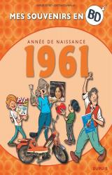 couverture de l'album Année de naissance 1961