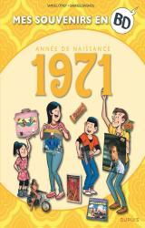 couverture de l'album Année de naissance 1971