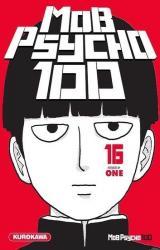 couverture de l'album Mob Psycho 100 - tome 16 - 16