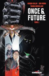 couverture de l'album Once and Future T01