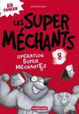 couverture de l'album Opération Super MéchantEs