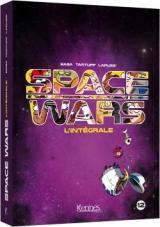 couverture de l'album Space Wars  - L'intégrale. Coffret en 3 volumes : Chapitres 1 à 3
