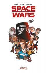 couverture de l'album Space Wars Chapitre 3
