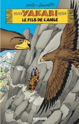 couverture de l'album Le fils de l'aigle