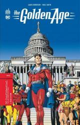 couverture de l'album The Golden Age  - JSA Justice Society