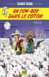 page album Un cow-boy dans le coton