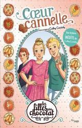 page album Coeur cannelle