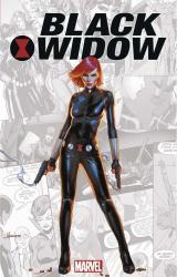 couverture de l'album Marvel-Verse : Black Widow