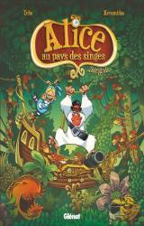 couverture de l'album Alice au pays des singes Intégrale
