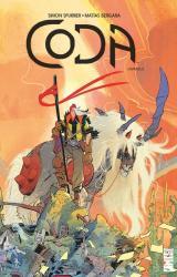 Coda - Omnibus remporte le Prix Comics de la Critique ACBD 2021 !