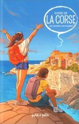 couverture de l'album Guide de la Corse en bandes dessinées
