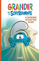 couverture de l'album Le Schtroumpf qui avait peur du noir